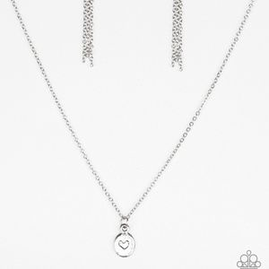 Live For Love - Silver Necklace